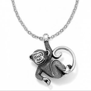 Brighton Monkeying Around Necklace